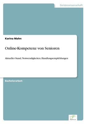 Online-Kompetenz von Senioren