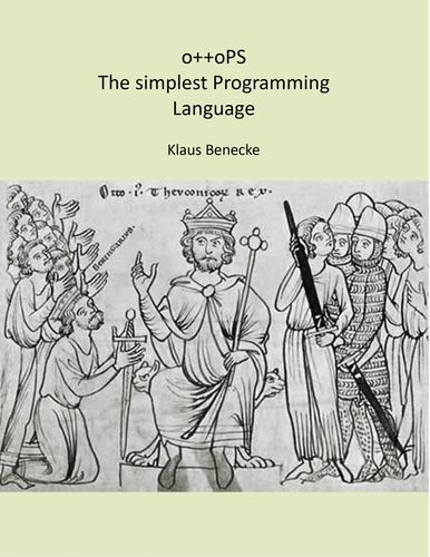 o++oPS The simplest Programming Language