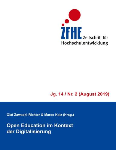 Open Education im Kontext der Digitalisierung