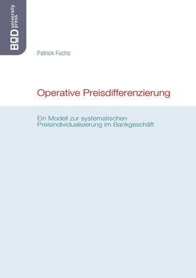 Operative Preisdifferenzierung