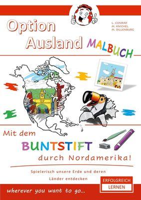 Option Ausland Malbuch