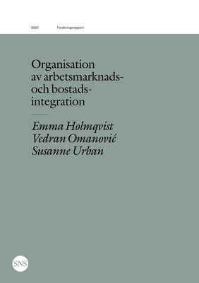 Organisation av arbetsmarknads- och bostadsintegration