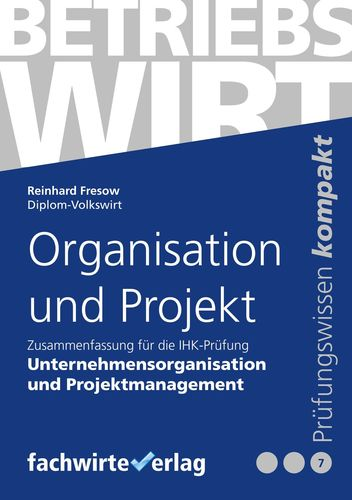 Organisation und Projekt