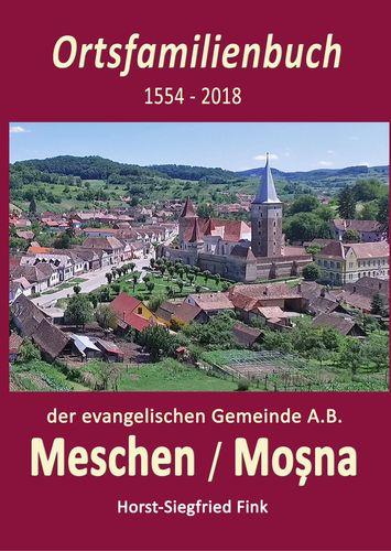 Ortsfamilienbuch Meschen 1554-2018