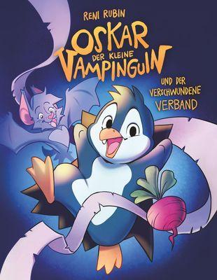 Oskar, der kleine Vampinguin
