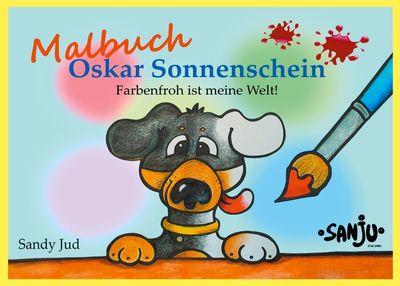 Oskar Sonnenschein Malbuch