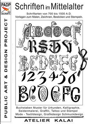 PADP-Script 003: Schriften im Mittelalter