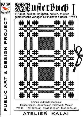 PADP-Script 006: Musterbuch I von 1771