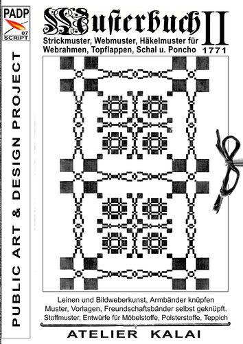 PADP-Script 007: Musterbuch II von 1771