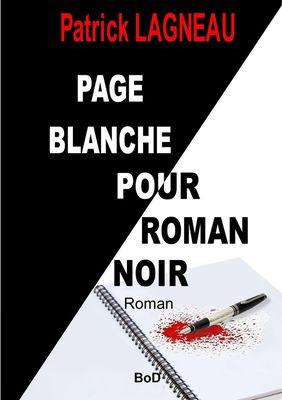 Page blanche pour roman noir