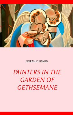 Painters in the garden of Gethsemane