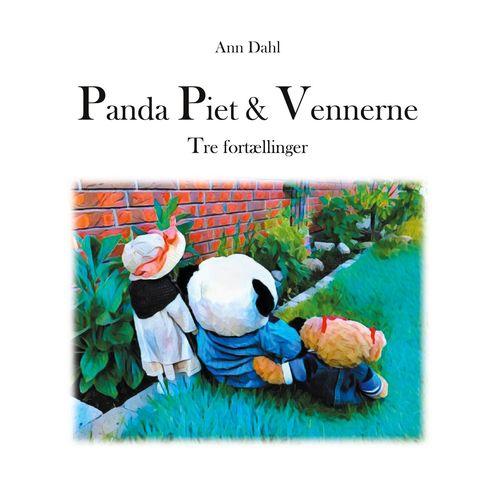 Panda Piet & Vennerne - Tre fortællinger