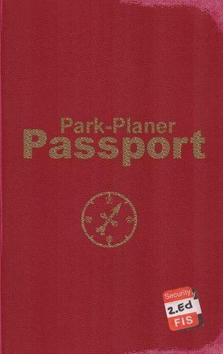 Park-Planer Passport - Mein Reisedokument für die Disney Parks (2. Edition)