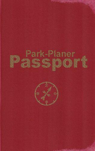 Park-Planer Passport - Mein Reisedokument für die Disney-Parks