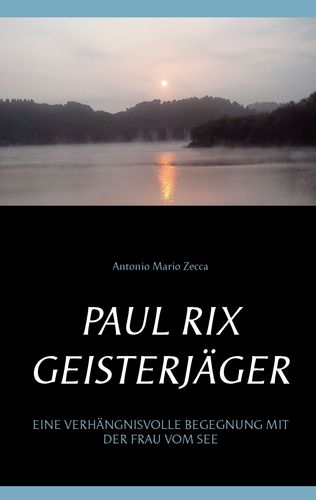 Paul Rix   Geisterjäger