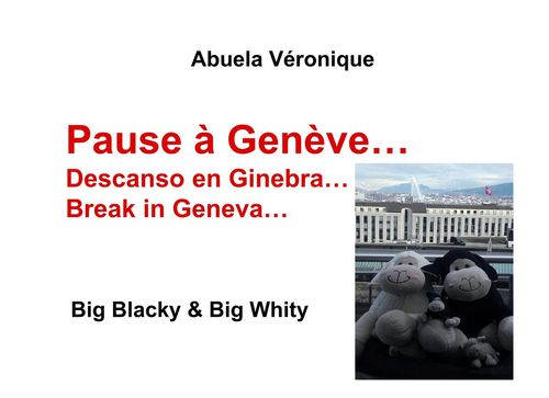 Pause à Genève