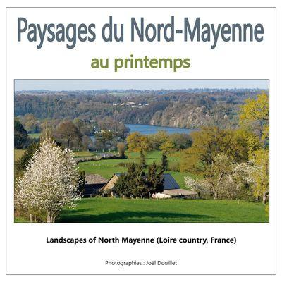 Paysages du Nord-Mayenne au printemps
