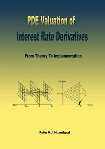 PDE Valuation of Interest Rate Derivatives
