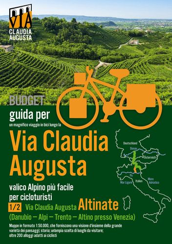 "Percorso ciclabile Via Claudia Augusta 1/2 ""Altinate"" BUDGET"