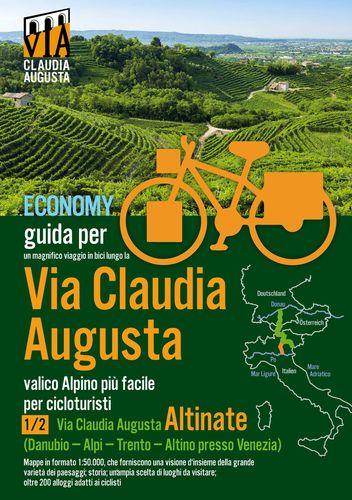 """Percorso ciclabile Via Claudia Augusta 1/2 """"Altinate"""" ECONOMY"""