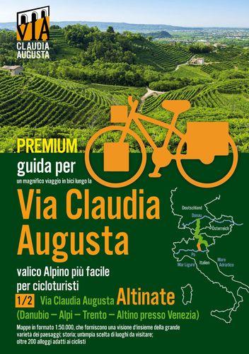 """Percorso ciclabile Via Claudia Augusta 1/2 """"Altinate"""" PREMIUM"""