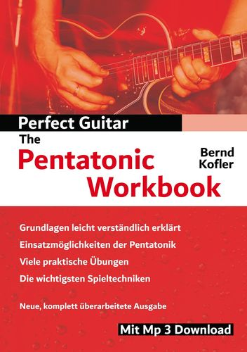 Perfect Guitar - The Pentatonic Workbook