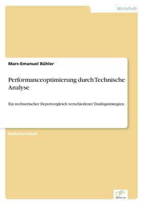 Performanceoptimierung durch Technische Analyse