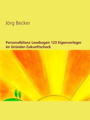 Personalbilanz Lesebogen 123 Eigenverleger im Gründer-Zukunftscheck