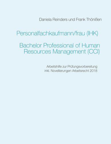 Personalfachkaufmann/-frau (IHK)