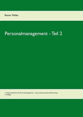 Personalmanagement - Teil 2