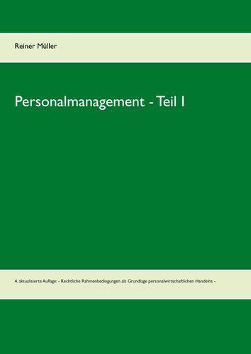 Personalmanagement  - Teil I