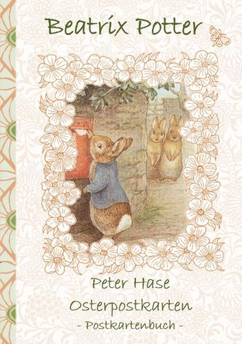 Peter Hase Osterpostkarten - Postkartenbuch