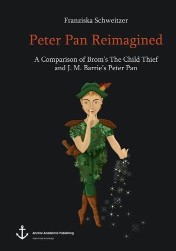 Peter Pan Reimagined