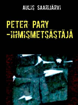 Peter Pary -ihmismetsästäjä