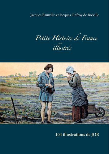 Petite Histoire de France illustrée