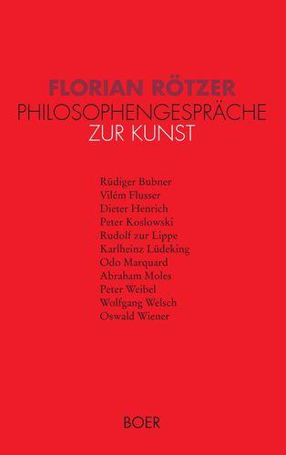 Philosophengespräche zur Kunst