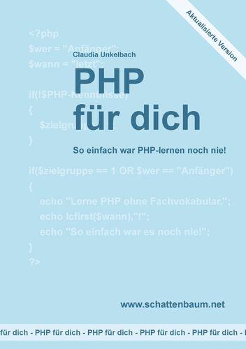 PHP für dich, Version 2014