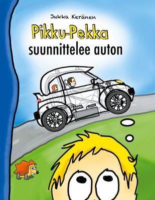 Pikku-Pekka suunnittelee auton