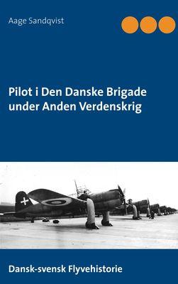 Pilot i Den Danske Brigade under Anden Verdenskrig
