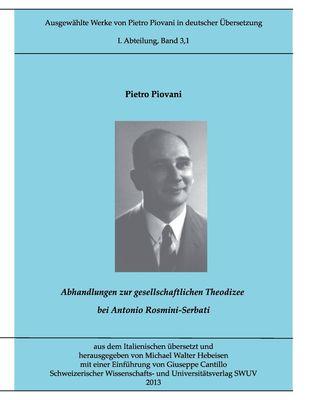 Piovani-Edition Bd. 3,1