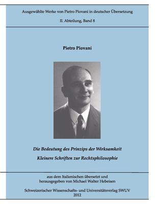 Piovani-Edition Bd. 8