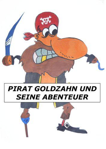 Pirat Goldzahn und seine Abenteuer