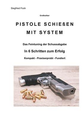 Pistole schießen mit System