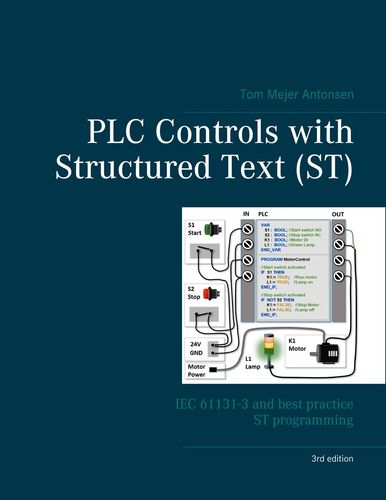 PLC Controls with Structured Text (ST), V3 Wire-O
