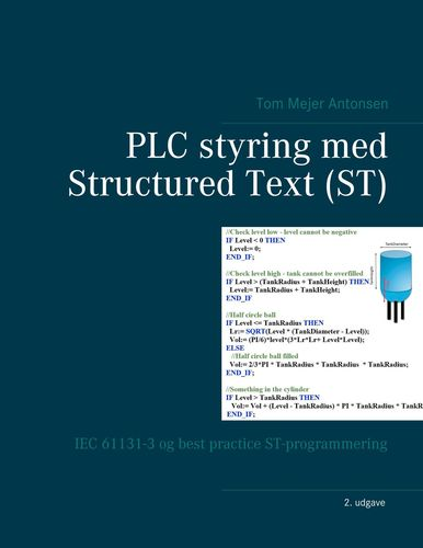 PLC styring med Structured Text (ST)
