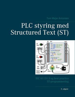 PLC styring med Structured Text (ST), V3 sprialryg