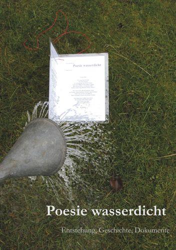 Poesie wasserdicht Taschenbuchausgabe