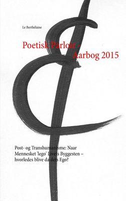 Poetisk Parloir - Aarbog 2015