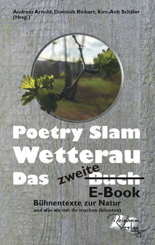 Poetry Slam Wetterau - das zweite Buch
