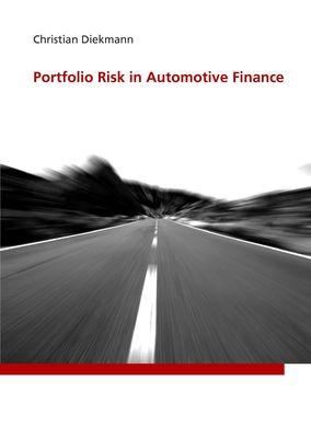 Portfolio Risk in Automotive Finance